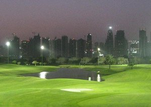 Win a golf evening for you and your friends