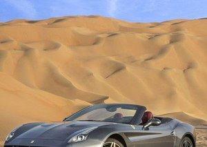 Video: Ferrari reveals Deserto Rosso
