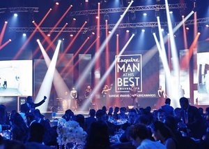 VIDEO: Man At His Best Awards 2015