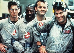 Watch on film: Ghostbusters