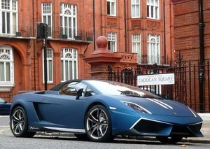 How to take your supercar abroad