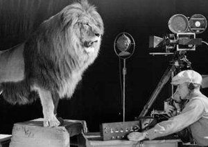 The story of the MGM Lion