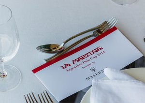 Esquire at La Martina Polo