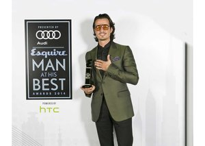 Esquire Man at his Best Awards Winners 2014