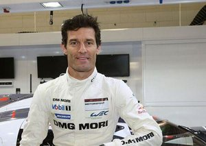 Mark Webber on racing