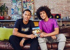 Omar Abdulrahman and Neymar for PES 2016