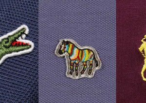 Animal logos and fashion brands