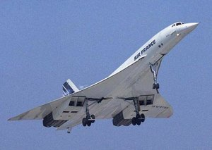 Is commercial, supersonic travel dead?