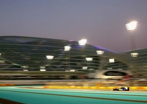 Where to celebrate Abu Dhabi F1