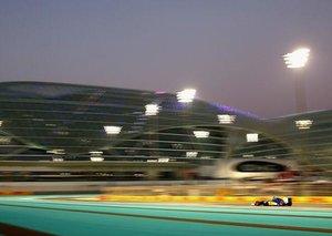 Where to celebrate Abu Dhabi F1