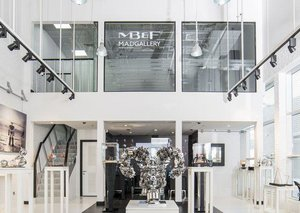 Dubai's first mechanical art gallery
