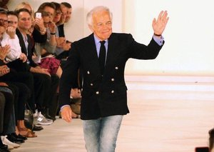6 things you should know about Ralph Lauren's new CEO