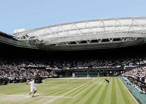 Top 10 Wimbledon moments