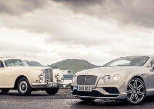 The updated 2016 Bentley GT