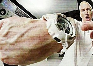 Rappers and watches