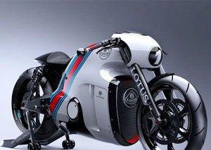 Sci-Fi inspired bikes