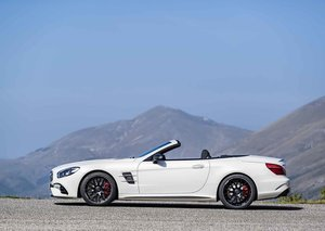 Mercedes-AMG SL63: California Screamin'