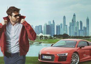 VIDEO: Shooting the Audi R8