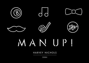 VIDEO: Man up, and join us!