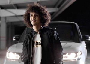 UAE striker fronts Nike F.C campaign