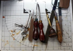 A peek behind the scenes at Dunhill's Walthamstow factory