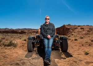 Sneak a peek at the newly revamped Top Gear