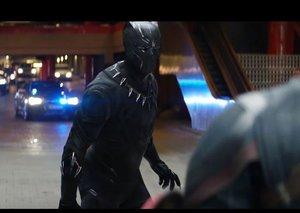 Captain America's Audi SQ7 chase scene