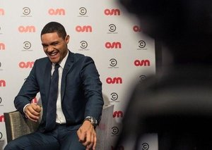 Trevor Noah helps launch Comedy Central in the Gulf