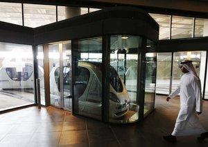 A driverless UAE?