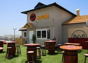 A 'Frat House' bar in Dubai?