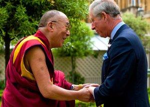 Rolex, Patek Philippe and the Dalai Lama