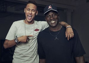 Jordan and Neymar team up for Nike