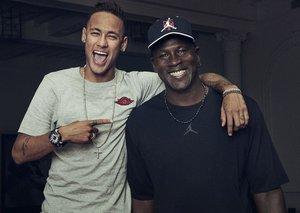 Jordan and Neymar team up for Nike