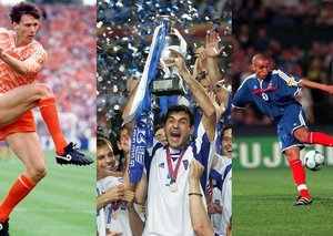 Top Euro Championship moments in history