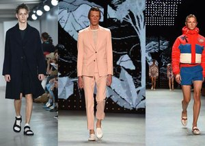Top 5 trends to from London Collections: Men
