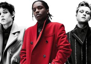 Meet the new faces of Dior Homme