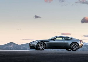 The Aston Martin DB11 gets turbocharged