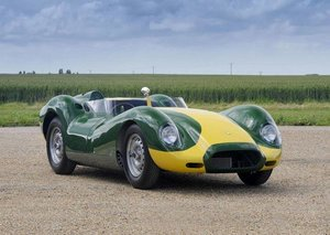 Stirling Moss Special Edition Jaguars