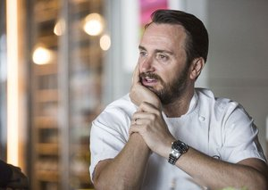 'Michelin will come to the Gulf' - Jason Atherton