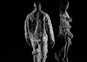 Kanye West joins forces with Balmain