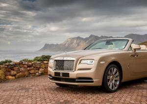 The Rolls-Royce Dawn