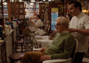 Watch the first trailer for Woody Allen's show Crisis In Six Scenes