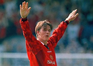 "20 Years Ago Today - David Beckham scored ""that"" goal"