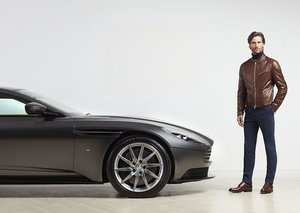 Hackett X Aston Martin A/W 2016 Collection
