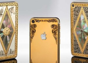 The world's most expensive iPhone 7