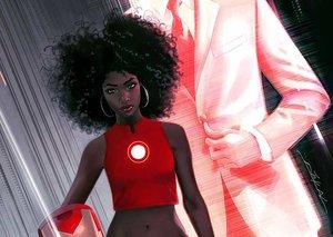 Meet The (politically correct) Avengers