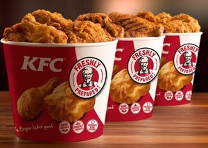 KFC's top-secret fried chicken recipe is accidentally revealed