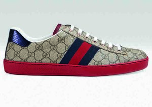 Gucci's pre-Fall Ace sneaker collection