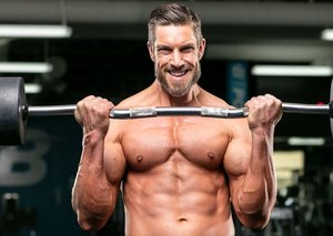 The benefits of having a higher muscle mass