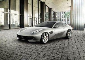 The new Ferrari GTC4Lusso T ushers in a new era